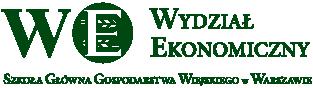 Logo SGGW WE